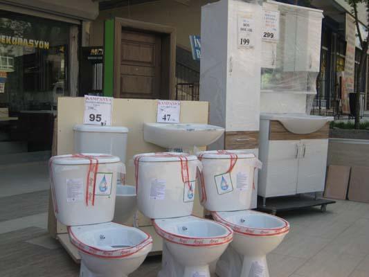 Tuvalet Klozetleri